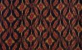 ♪仏陀文様が織り描かれた信仰の絹絵絣「ピダン」