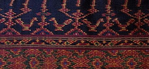 カンボジア 絹絣サンポット・ホール